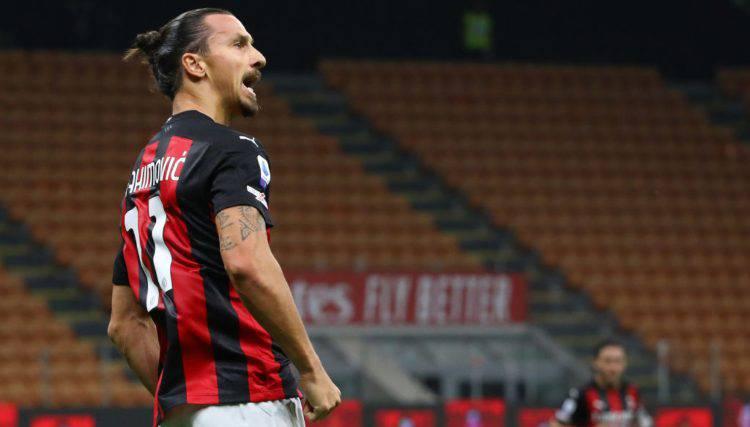 Zlatan Ibrahimovic formazioni ufficiali inter milan