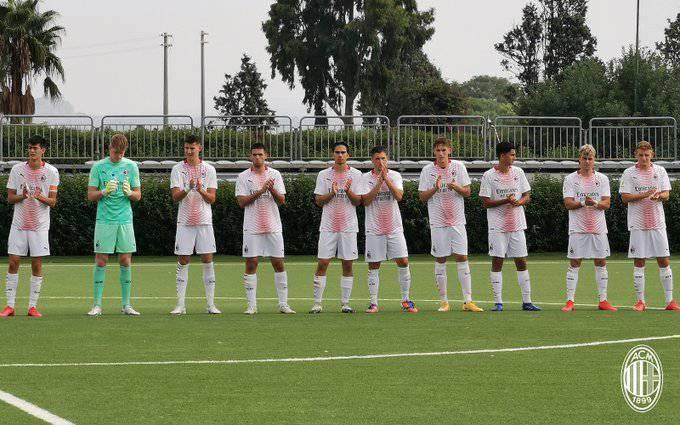 Primavera Milan Cagliari