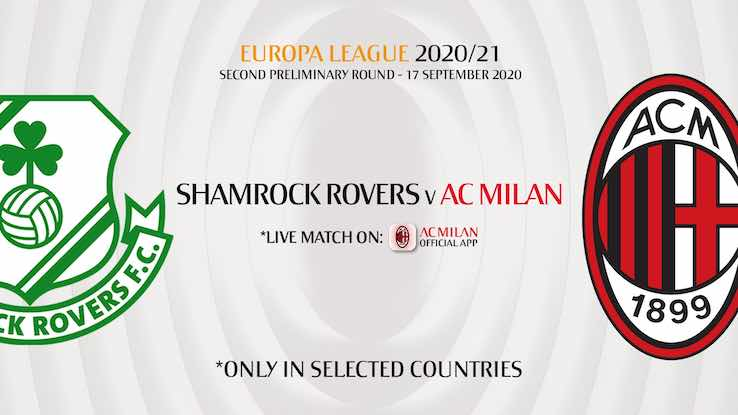 shamrock milan live