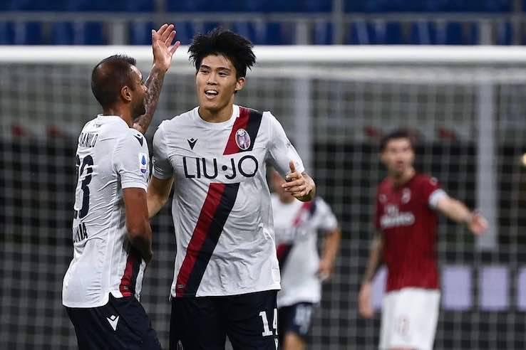 Tomiyasu Milan