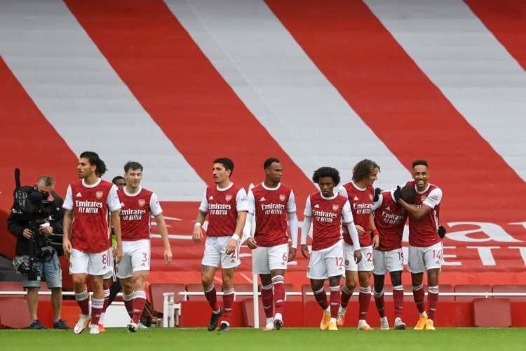 Arsenal partenza costo zero