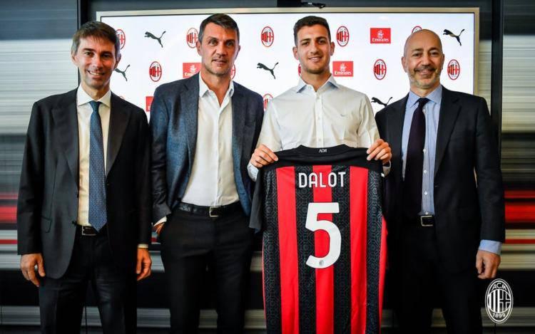 futuro Dalot Milan