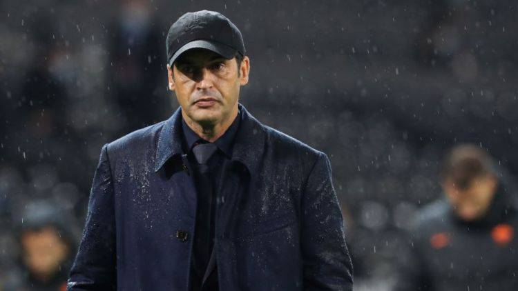 Roma Milan out Smalling Mancini