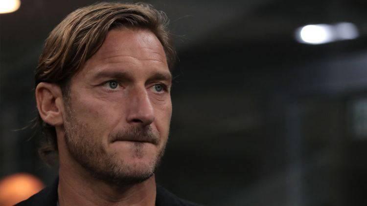 Francesco Totti morto padre Enzo