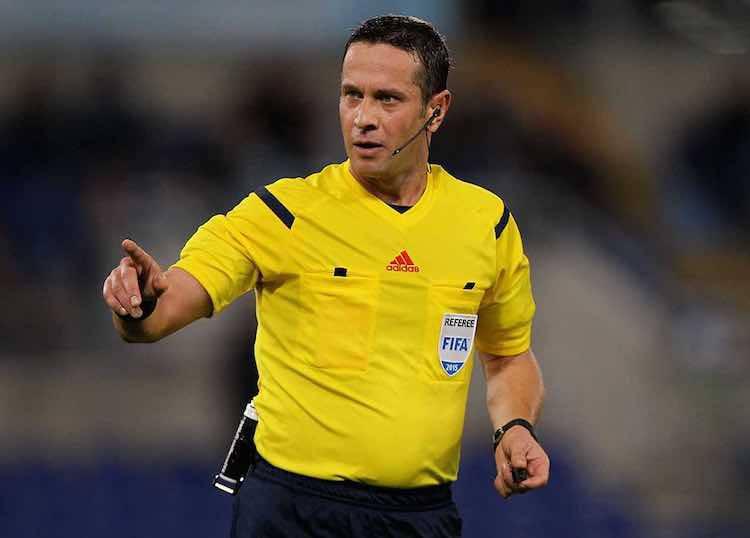 arbitro Milan-Sparta Praga