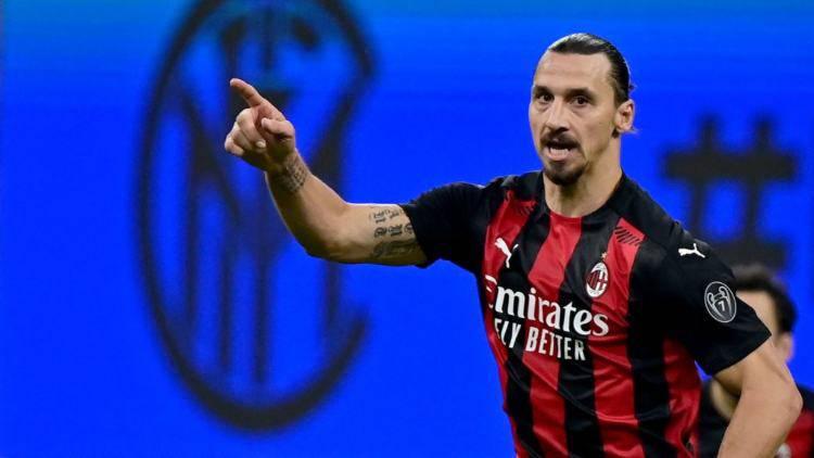 Ibrahimovic commenta derby Inter Milan