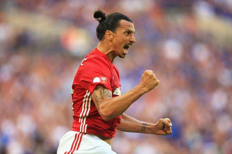 Ibrahimovic Manchester