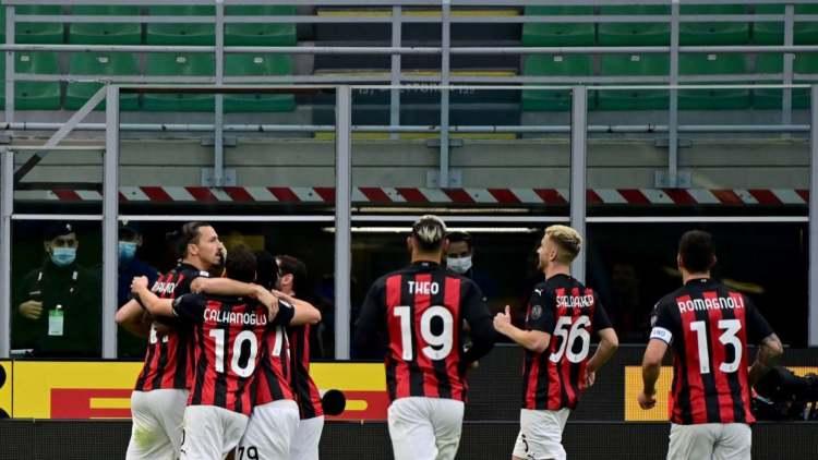 Derby Inter Milan pagelle tabellino