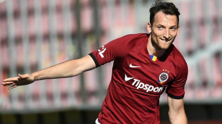Kozak avvisa Milan Sparta Praga