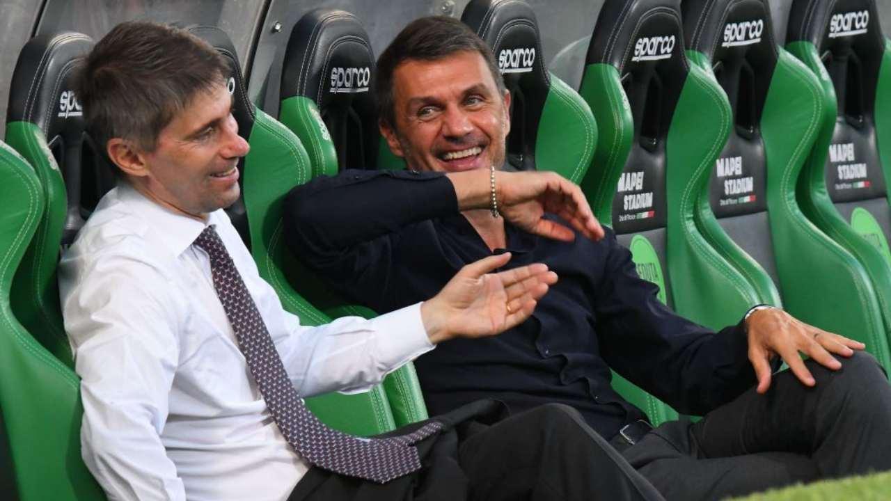 Massara pre Milan-Torino