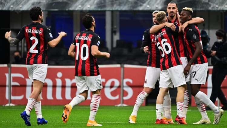 Milan Roma classifica