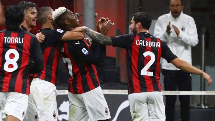Milan Spezia risultato finale