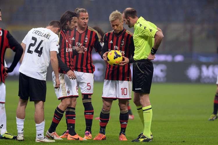 precedente Milan Spezia