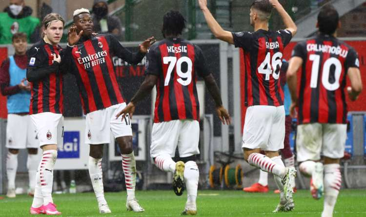 Milan Spezia Classifica Serie A