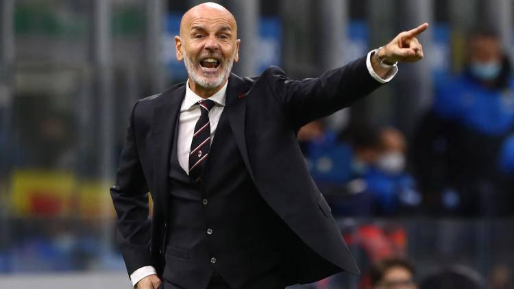 Pioli dichiarazioni derby Inter Milan