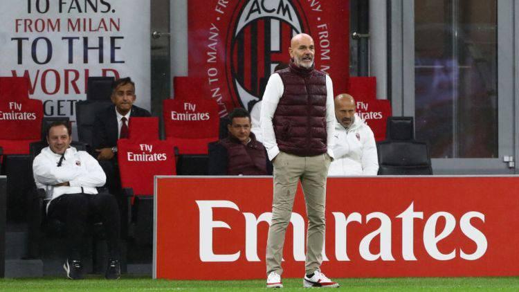 Pioli dichiarazioni Milan Spezia