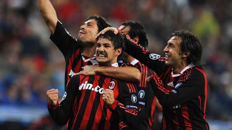 Real Madrid Milan 2009 Video