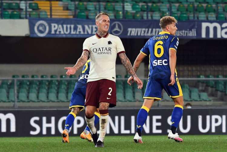Milan Roma formazioni
