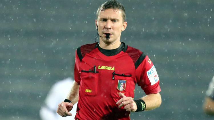 Marco Serra arbitro Milan Spezia