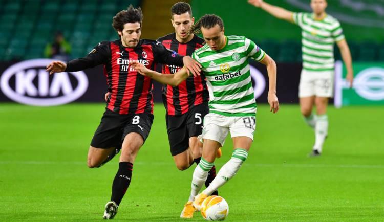 Laxalt convince il Celtic