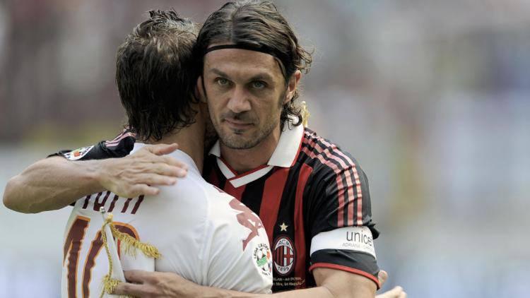 Totti proposto Rudiger a Maldini