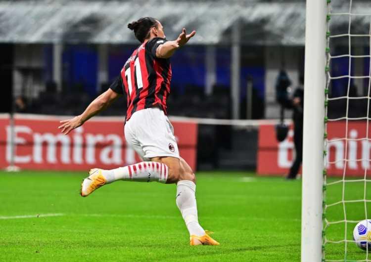 Ibrahimovic doppietta