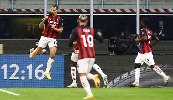 Ibrahimovic sfida Dzeko
