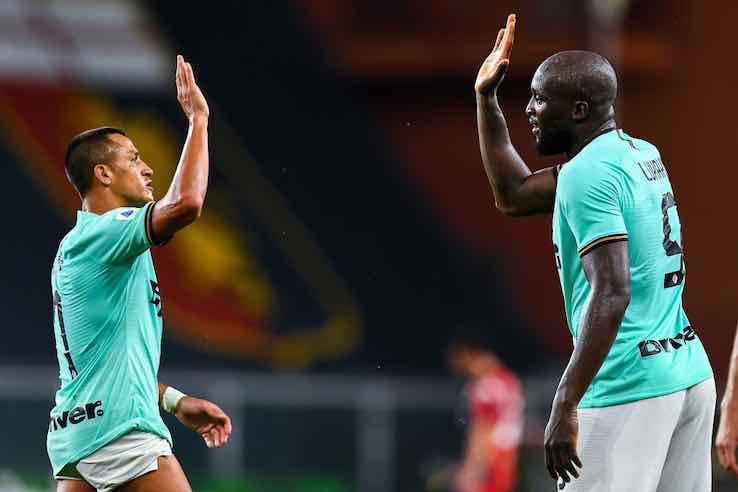 Sanchez infortunio salta Inter Milan