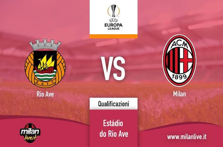 Rio Ave Milan risultato