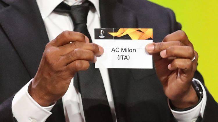 Live sorteggio gironi Europa League