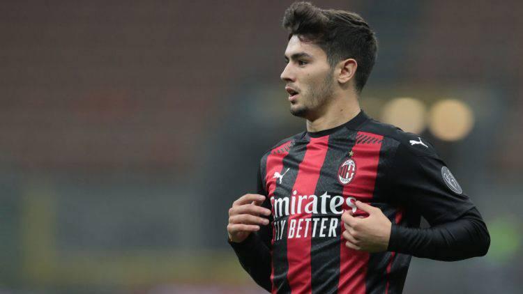 Brahim Diaz convince Milan