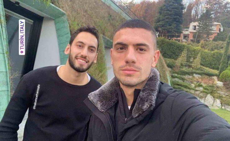 Calhanoglu Demiral Juventus