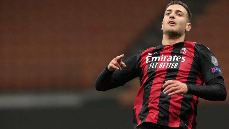 Lille Milan Dalot