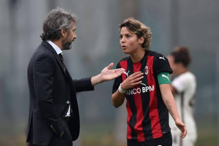 Cesena-Milan femminile
