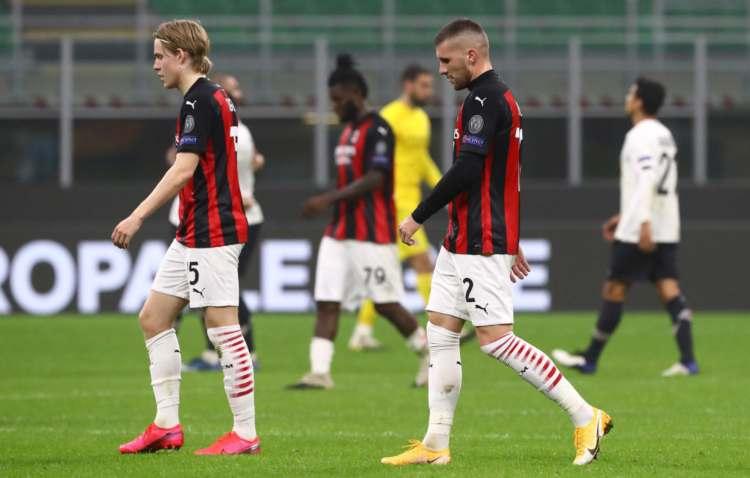 Milan ultimo ko