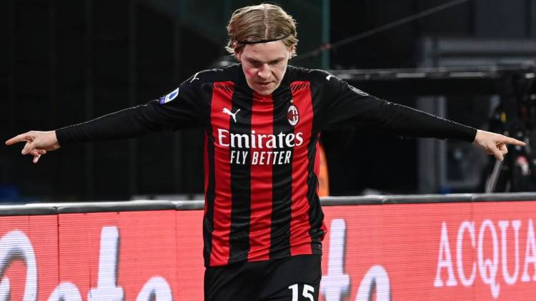 Hauge Napoli Milan