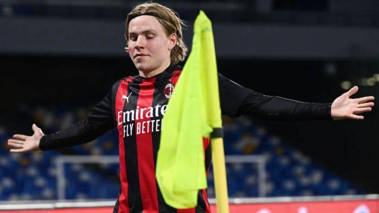 Hauge titolare Lille Milan