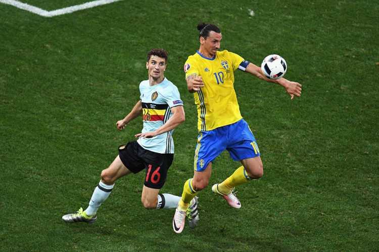 Ibrahimovic irrita Svezia