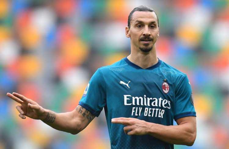 Ibrahimovic rinnovi Milan