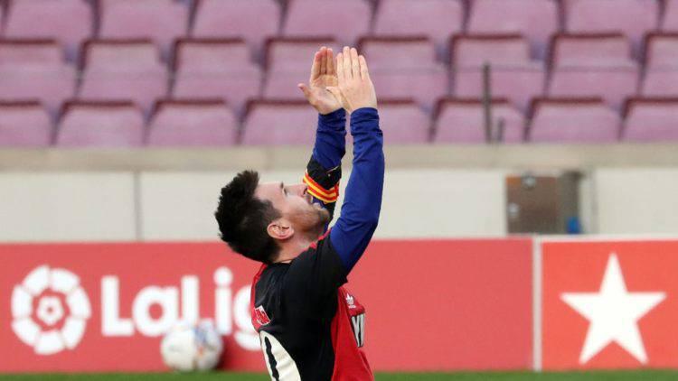 Messi, omaggio a Maradona-Osasuna: ma scatta la multa