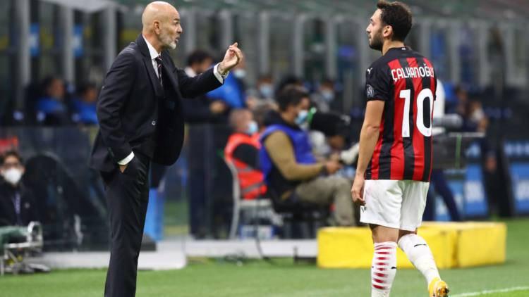 Milan Parma formazioni Castillejo