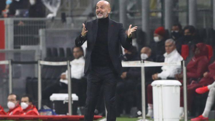 Stefano Pioli parole Milan Lille