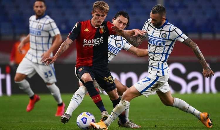 Calciomercato Milan cessione Rovella Genoa