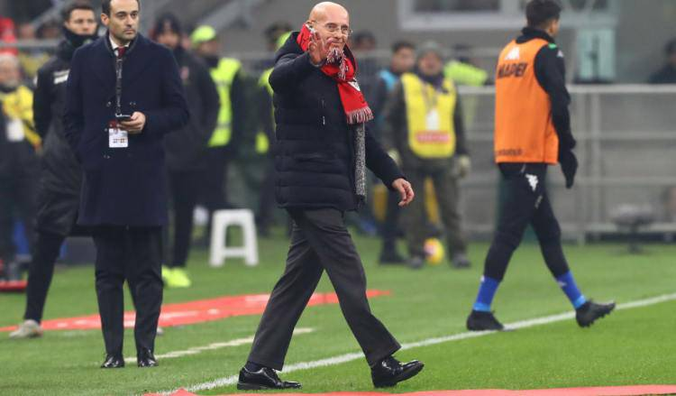 Sacchi Milan scudetto Ibrahimovic