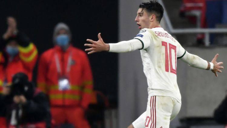Szoboszlai agente Milan