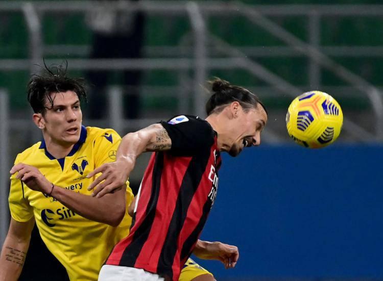 Ibra salva il Milan
