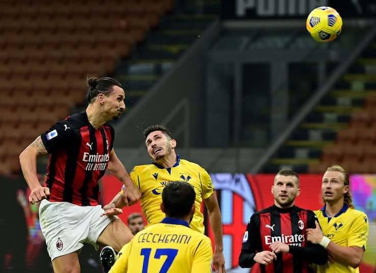 Milan Verona highlights