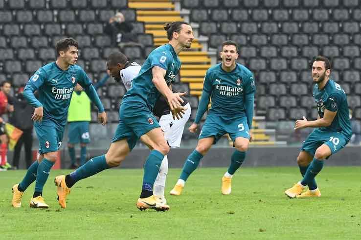 Udinese Milan risultato