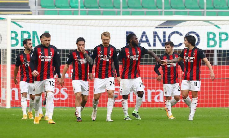 Milan record