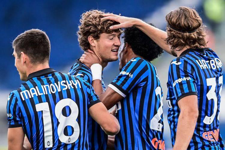 Milan Atalanta Lammers